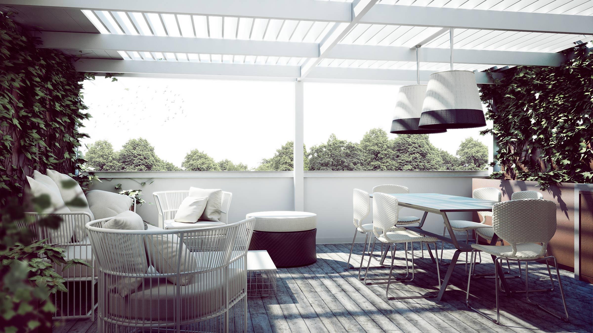 render-abitazione-terrazza-esterno-corten-edera